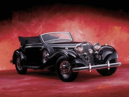1936 Mercedes-Benz 540K Cabriolet B 5