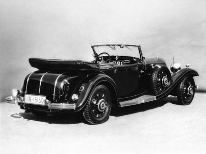 1936 Mercedes-Benz 540K Cabriolet B 6