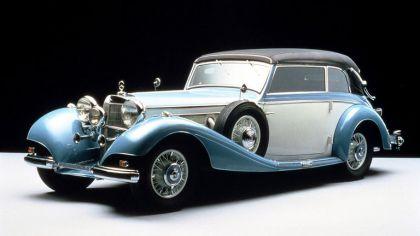 1936 Mercedes-Benz 540K Cabriolet B 8