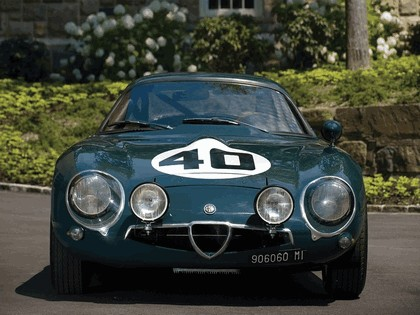 1963 Alfa Romeo Giulia TZ 4