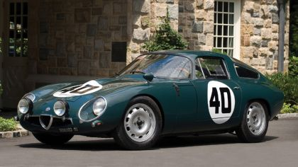 1963 Alfa Romeo Giulia TZ 8