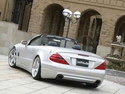 2004 Mercedes-Benz SL500 by Wald 2