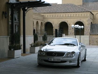 2004 Mercedes-Benz SL500 by Wald 3