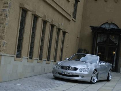2004 Mercedes-Benz SL500 by Wald 4