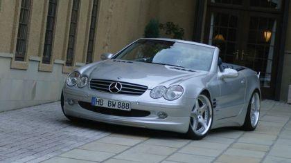 2004 Mercedes-Benz SL500 by Wald 9