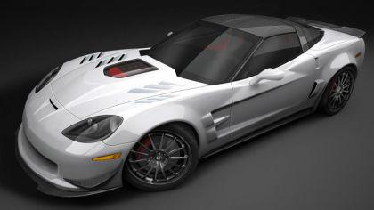 2010 Hennessey Z700 ( based on Chevrolet Corvette C6 ZR1 ) 6