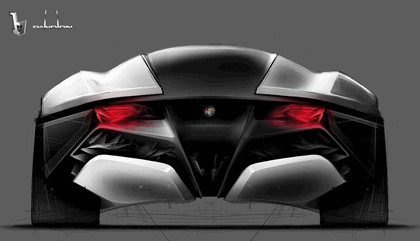 2010 Bertone Pandion concept 19