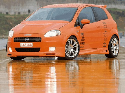 2005 Fiat Grande Punto by Lester 1