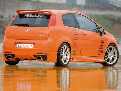 2005 Fiat Grande Punto by Lester 2
