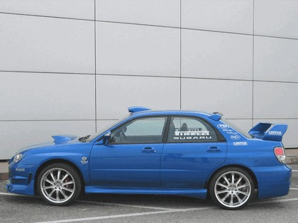 2006 Subaru Impreza by Lester 2
