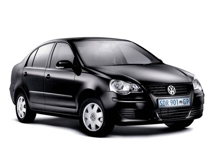 2006 Volkswagen Polo Classic IVF 1