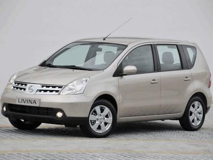2006 Nissan Livina 3