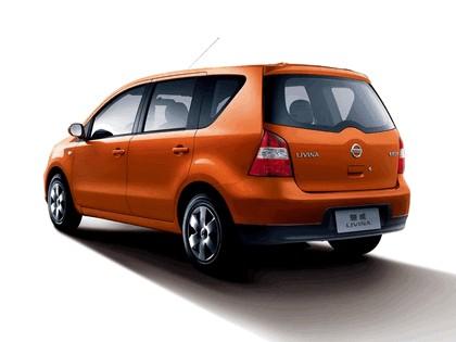 2006 Nissan Livina 5