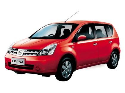 2006 Nissan Livina 7