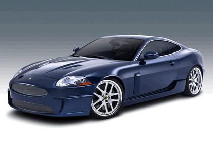 2007 Jaguar XK coupé by Arden 2