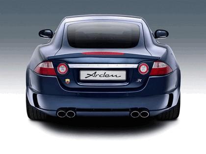 2007 Jaguar XK coupé by Arden 6