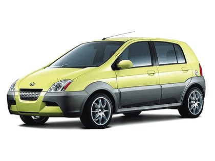 2001 Hyundai TB concept 1