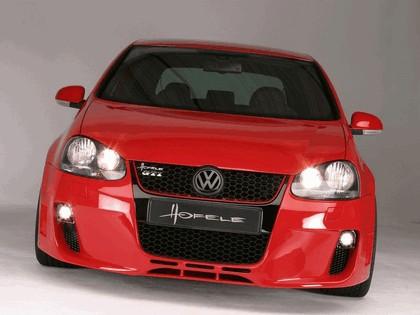 2008 Volkswagen Golf V GTI 3-door by Hofele Design 6