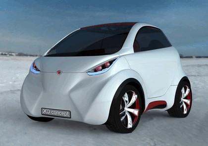 2010 Dok-Ing XD concept 1