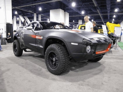 2010 Local Motors Rally Fighter 4