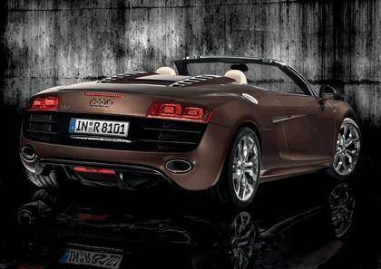 2009 Audi R8 V10 spyder 3