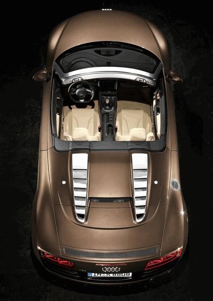 2009 Audi R8 V10 spyder 6