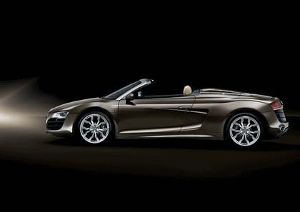 2009 Audi R8 V10 spyder 8