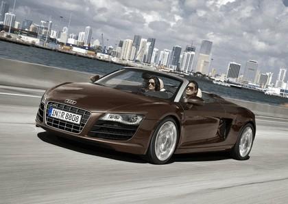 2009 Audi R8 V10 spyder 11