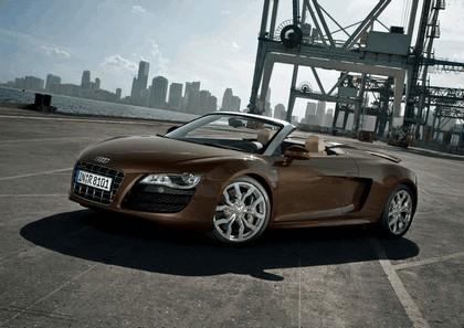 2009 Audi R8 V10 spyder 12