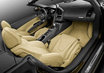 2009 Audi R8 V10 spyder 24