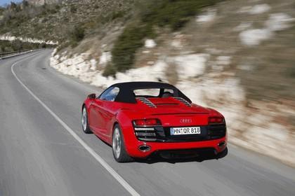 2009 Audi R8 V10 spyder 32
