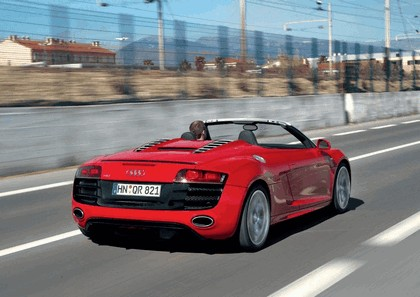 2009 Audi R8 V10 spyder 35