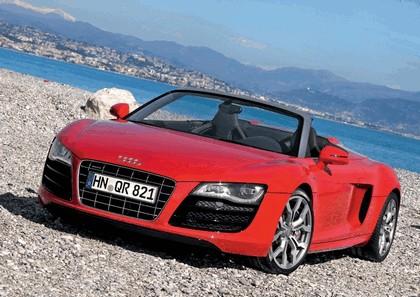 2009 Audi R8 V10 spyder 37