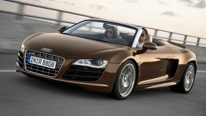 2009 Audi R8 V10 spyder 2