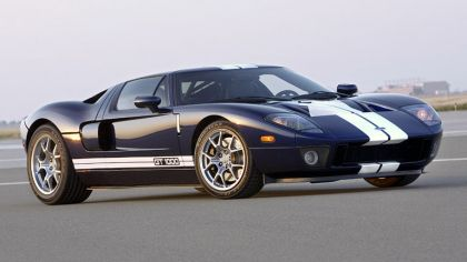 2007 Hennessey GT 1000 Twin Turbo ( based on Ford GT ) 7