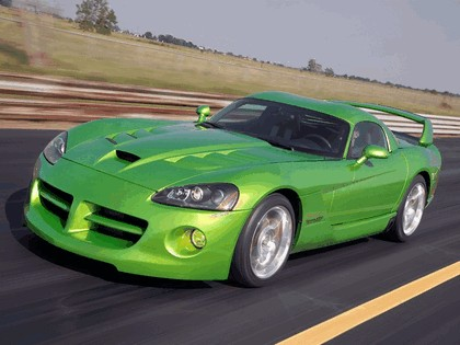 2007 Hennessey Venom 1000 Twin Turbo ( based on Dodge Viper SRT coupé ) 1