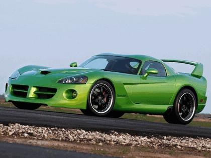 2007 Hennessey Venom 1000 Twin Turbo ( based on Dodge Viper SRT coupé ) 2