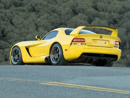 2007 Hennessey Venom 1000 Twin Turbo ( based on Dodge Viper SRT coupé ) 5