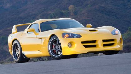 2007 Hennessey Venom 1000 Twin Turbo ( based on Dodge Viper SRT coupé ) 4
