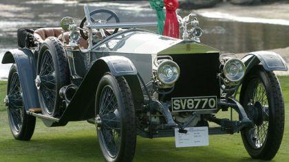 1912 Rolls-Royce Silver Ghost 9