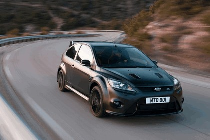 2010 Ford Focus RS500 4