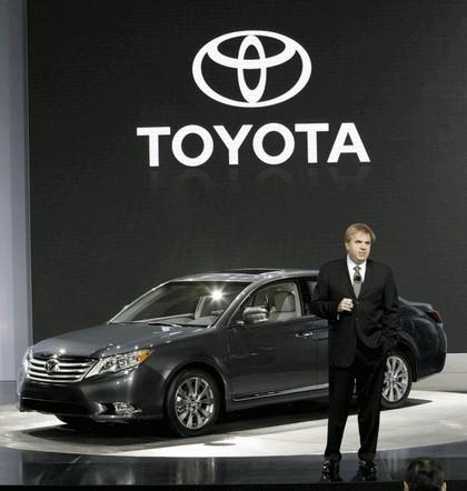 2011 Toyota Avalon 73