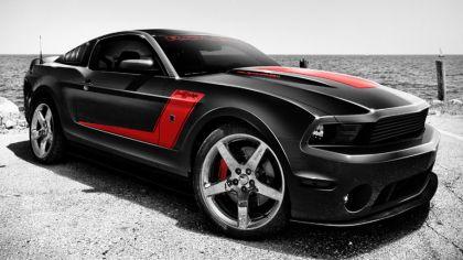 2010 Ford Mustang Barrett Jackson Edition 6