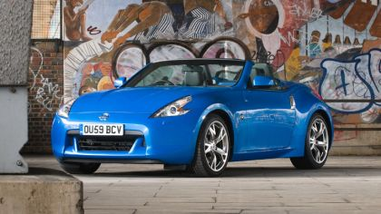 2010 Nissan 370z roadster - UK version 7