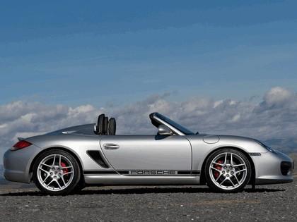 2010 Porsche Boxster spyder - UK version 3