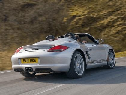 2010 Porsche Boxster spyder - UK version 4