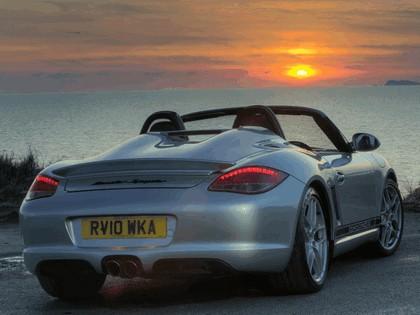 2010 Porsche Boxster spyder - UK version 5
