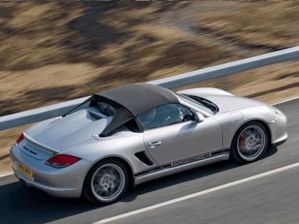 2010 Porsche Boxster spyder - UK version 6