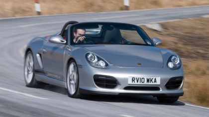 2010 Porsche Boxster spyder - UK version 1