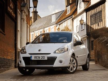 2010 Renault Clio 20th anniversary - UK version 4